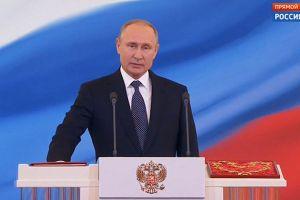 Tổng thống Vladimir Putin nhậm chức: Nước Nga kỳ vọng cải cách sâu rộng ở nhiệm kỳ Putin 4.0