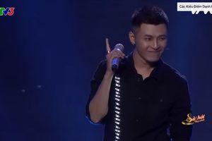 Gin Tuấn Kiệt giành vé vào chung kết Sing My Song
