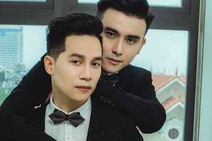 Cặp đôi đồng tính nam tại Hải Phòng khiến dân mạng dậy sóng với đám cưới sang trọng