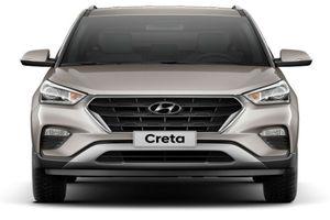Hyundai Creta bản nâng cấp mới sẽ giống 'đàn anh' Santa Fe