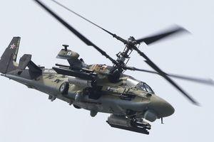 Trực thăng tấn công hiện đại nhất của Nga rơi tại Syria, 2 phi công thiệt mạng