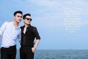 Đám cưới hạnh phúc của hai chàng trai đẹp Hải Phòng gây sốt cộng đồng mạng