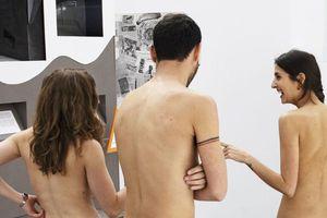 Bảo tàng Paris mở cửa đón khách khỏa thân