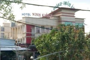 Nam thanh niên nhảy từ tầng 3 khách sạn xuống đất, tử vong