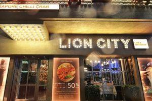 Chuỗi hàng ăn Singapore Lion City sẽ nhượng quyền đến Malaysia