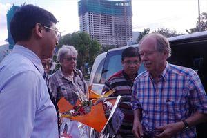 2 nhà Nobel đến Bình Định tham dự chương trình 'Gặp gỡ Việt Nam'