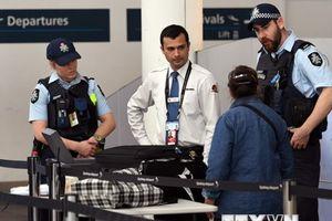Australia dành hơn 200 triệu USD trong ngân sách cho an ninh sân bay