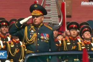 Hoành tráng duyệt binh kỷ niệm 73 năm Chiến thắng Phát xít 2018
