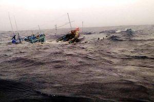Cà Mau: Thuyền viên mất tích trên biển đã tử vong
