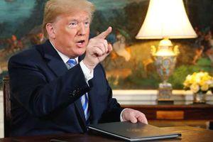 Mỹ chính thức rút khỏi thỏa thuận hạt nhân I-ran