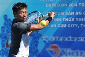 Thua sốc tay vợt Nhật Bản, Hoàng Nam sớm dừng bước ở Vietnam F2 Futures