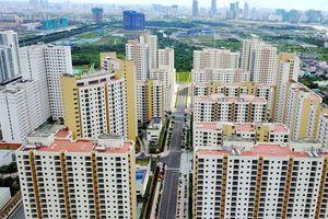TP.HCM: 3.790 căn hộ tái định cư tại Thủ Thiêm 'ế chỏng chơ'