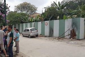 Đi thể dục buổi sáng, bệnh nhân bệnh viện Đa khoa Hà Đông tử vong gần nhà rác?
