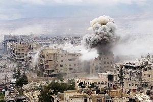 Quân đội Syria giáng đòn nặng vào IS ở Trại Yarmouk