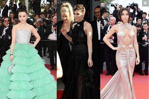 Liên hoan phim Cannes 2018: Dàn sao đọ sắc trên thảm đỏ