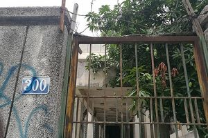 Bộ Ngoại giao tiếp nhận 'ngôi nhà ma' số 300 Kim Mã