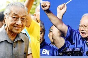 Bầu cử Hạ viện ở Malaysia: Bên tám lạng, người nửa cân