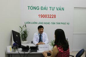 Ra mắt Tổng đài tư vấn sức khỏe và phòng chống bệnh dịch