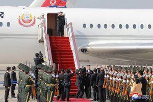 Vì sao ông Kim Jong-un chọn máy bay để công du Trung Quốc?