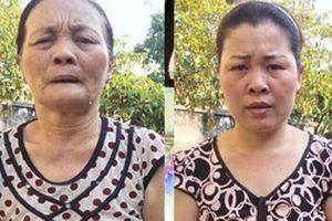 2 mẹ con vướng vòng lao lý vì hàng chục triệu đồng tiền giả
