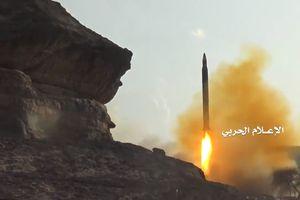 Yemen nã tên lửa tấn công quân đội Ả rập Xê út