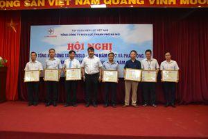 EVN Hà Nội phát động Tháng An toàn vệ sinh lao động
