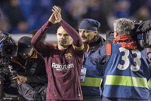 Iniesta 'bẻ lái' sang Nhật Bản, Pogba làm đội trưởng mới MU?