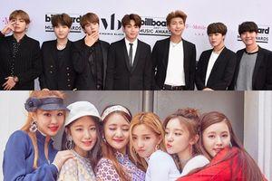 Mới 'chân ướt chân ráo', girlgroup tân binh nhà Cube đã 'đáp cánh' BXH Billboard cùng BTS