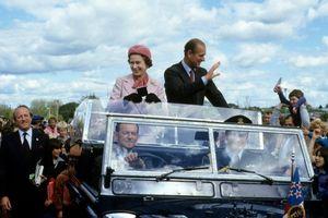 Chuyện ít biết về vụ mưu sát Nữ hoàng Anh Elizabeth cách đây 37 năm