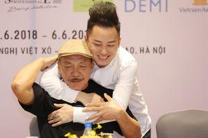 Tùng Dương gọi nhạc sĩ Trần Tiến là 'gái già'
