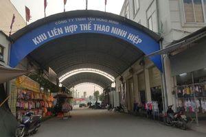 Gia Lâm, Hà Nội: Khu liên hợp thể thao bị 'biến tướng' thành ki ốt