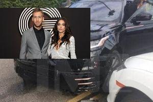 Calvin Harris và bạn gái gây tai nạn giao thông
