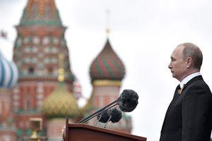 Nước Nga quyết tâm bảo vệ thành quả của cuộc Chiến tranh Vệ quốc vĩ đại