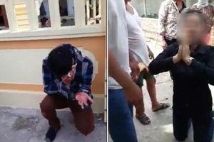 Đôi nam nữ bị vây đánh vì nghi dùng thuốc mê cướp tài sản