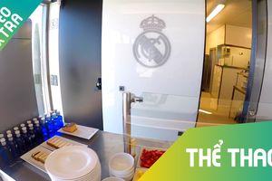 Khám phá nhà bếp 5 sao bên trong sân vận động CLB Real Madrid