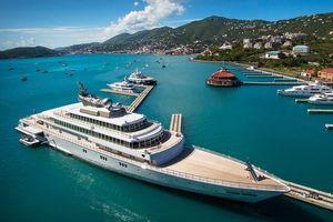 Những siêu du thuyền đắt đỏ nhất thế giới
