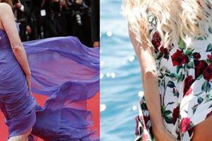 Những ngọn gió 'hư hỏng' ở Cannes: Cơn ác mộng váy áo với sao nữ