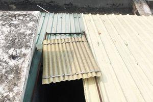 Chung cư Samland Riverview: Cảnh sát PCCC 'bó tay' với giải pháp trèo lên mái nhà để thoát hiểm