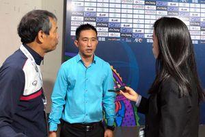 Vào bán kết giải châu Á, Futsal nữ Việt Nam quyết đấu Iran