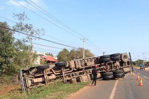 Tạm giữ tài xế xe tải gây tai nạn khiến 8 người thương vong
