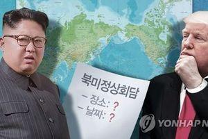 Thượng đỉnh Mỹ - Triều 'gọi tên Singapore'