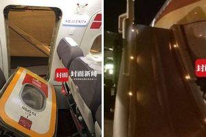 Hành khách Trung Quốc 'liều mình' mở cửa thoát hiểm máy bay để hưởng khí trời