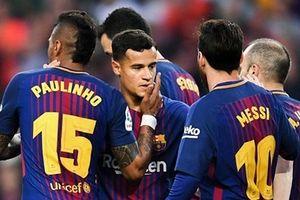 Vùi dập Villarreal, Barcelona sắp lập kỷ lục