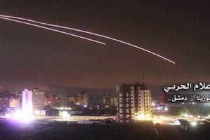 Israel báo Nga trước khi dội tên lửa vào căn cứ Iran ở Syria