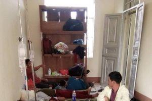 Vụ ngộ độc ở Sơn La: Con số 'khủng' - 216 người nhập viện