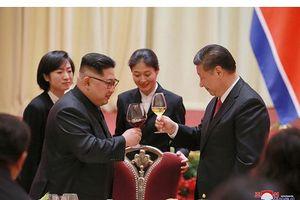 Báo Triều Tiên đăng toàn cảnh chuyến thăm Trung Quốc của ông Kim