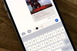 Xuất hiện lỗi mới khiến iPhone tê liệt chức năng tin nhắn