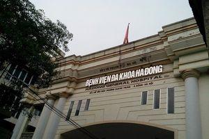Bệnh viện Hà Đông không rõ nguyên nhân bệnh nhân tử vong sau phẫu thuật gãy tay