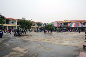 Hải Phòng: Khởi tố, bắt tạm giam nguyên Hiệu trưởng trường tiểu học Đặng Cương