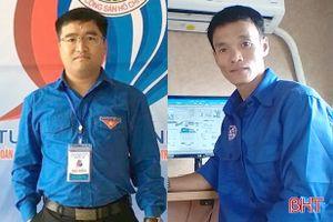 'Bộ sưu tập' sáng kiến của 2 công nhân trẻ Hà Tĩnh